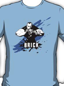 Brick (Colored BG) T-Shirt