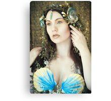 Mermaid I Canvas Print