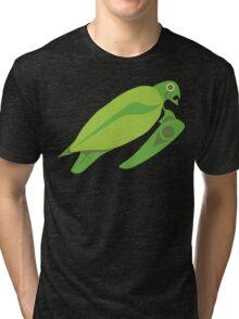 Leatherback turtle Tri-blend T-Shirt