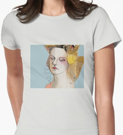 Andrea Tshirt Womens Fitted T-Shirt