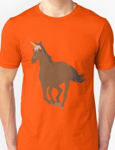 This is how rumours start (brown) Unisex T-Shirt