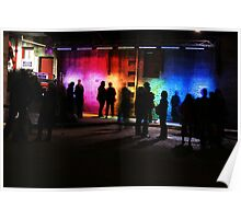 Light Spectrum Poster