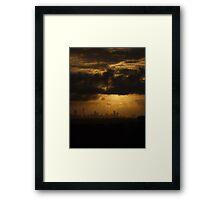Sydney Sunrise Framed Print
