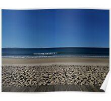 Noosa Beach Poster