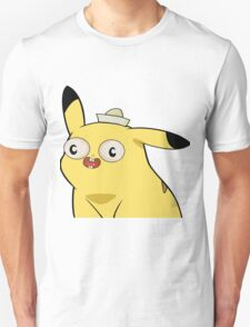 Crazy Pikachu T-Shirt