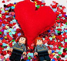 Lego Valentine by SteveJOM
