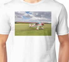 Luscombe Model 8F Silvaire G-BULO Unisex T-Shirt