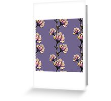 MagicFlowers Greeting Card