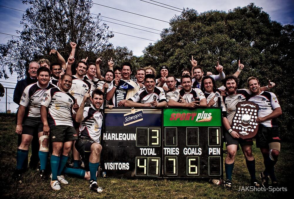 Geelong Rams RUFC ~ Grand Final Winners by JAKShots-Sports