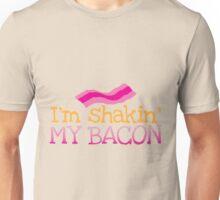 I'm shakin my BACON funny dance design Unisex T-Shirt