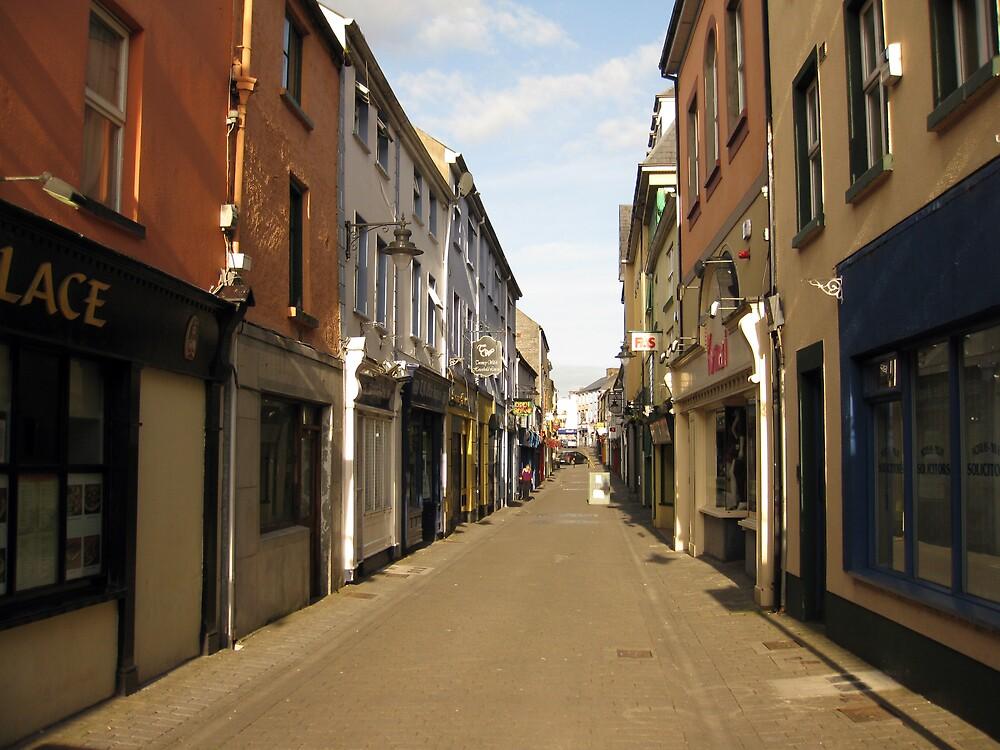 Ennis street by John Quinn