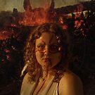 Fire Elemental  by strawberries
