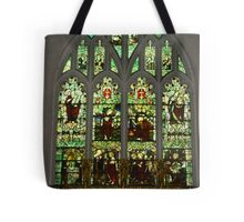 Window #1 St Peter's Church  Tote Bag