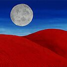 The dunes cry crimson by R-evolution GFX