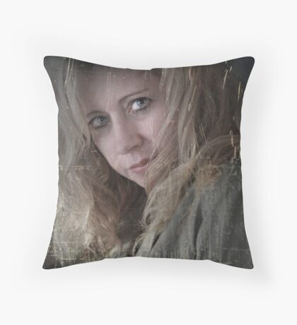 The Ups and Downs That Are Me Throw Pillow