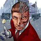 Two Face by quasilucid