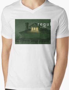 Regular Football Mens V-Neck T-Shirt