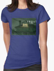 Regular Football Womens Fitted T-Shirt