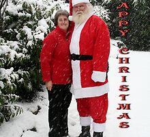 Happy Christmas from Santa by AnnDixon