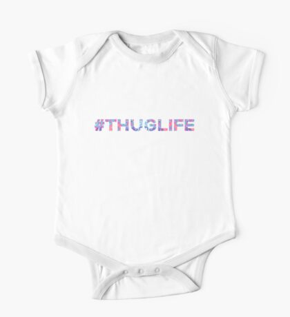 Lilly Thug Life One Piece - Short Sleeve