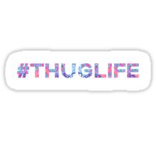 Lilly Thug Life Sticker