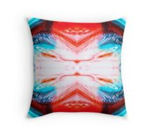 Psychedelic Milk, 1 Throw Pillow