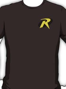 Robin Symbol (Badge Size) T-Shirt