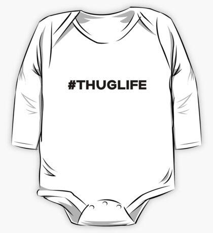 Thug Life One Piece - Long Sleeve