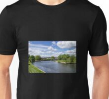 Meandering River Exe Unisex T-Shirt