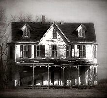 Disappearing Landscape by stillpondphotos