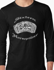 16 Horsepower music instrument Long Sleeve T-Shirt