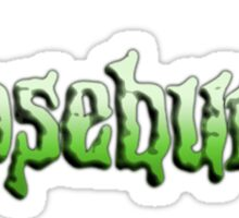 Goosebumps  Sticker