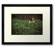 Happy Friday the 13th! Framed Print