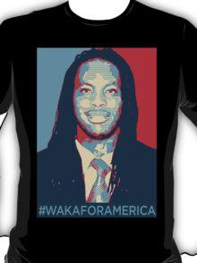 #WakaForAmerica 2 T-Shirt