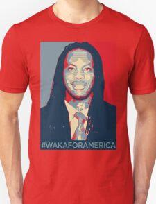Waka flocka flame for america 2 T-Shirt