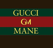 GUCCI MANE  by fvckrb