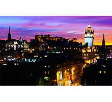 Edinburgh Evening News 23.05.2015 Photographic Print
