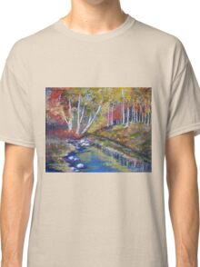 Nature's paint brush Classic T-Shirt