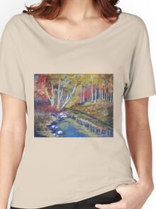 Nature's paint brush Women's Relaxed Fit T-Shirt