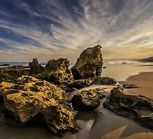 Split Point - Aireys Inlet by Hans Kawitzki