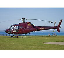 EI-FAC Aerospatiale AS350B1 Ecureuil Helicopter Photographic Print