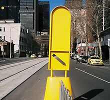 Yellow Melbourne 2 by thomasroessler