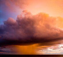 Illuminated Weather System by ianwoolcock