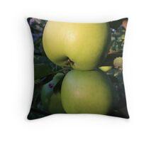 Alma (apple) Throw Pillow