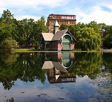 The Harlem Meer by Dave Bledsoe