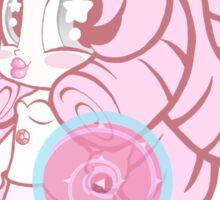 Weeny Gems- Rose Quartz Sticker