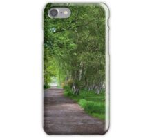 Country Road iPhone Case/Skin