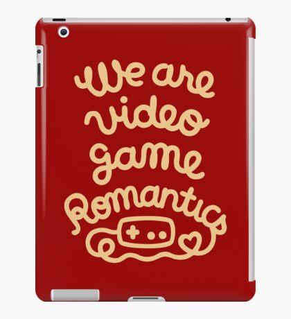 Video Game Romantic iPad Case/Skin
