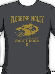 Flogging Molly Salty Dog T-Shirt