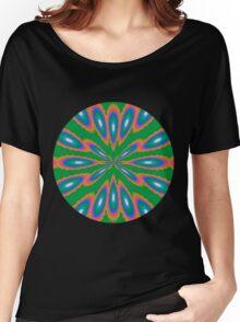 Funky Garden Women's Relaxed Fit T-Shirt